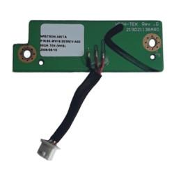 Carte bouton allumage HP DV2000, DV2500 et DV2700