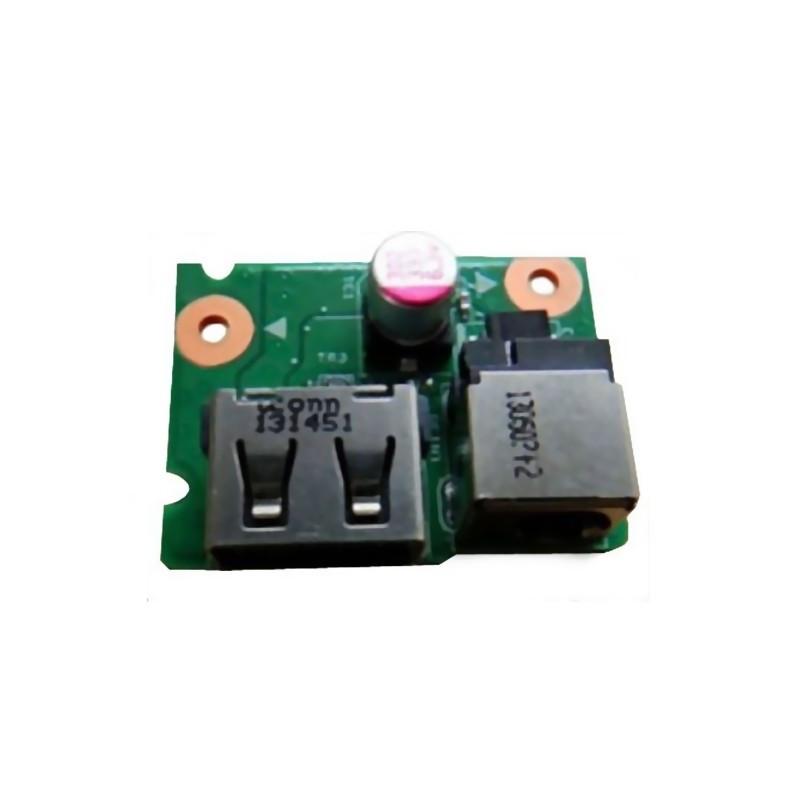 Carte fille Ports Alimentation USB Lenovo G480 et G580