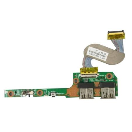 Carte fille bouton Power HP DM3