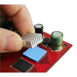 Pad thermique pour CPU et GPU prédécoupé