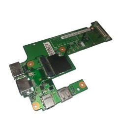 Carte fille Ports Alimentation USB RJ45 eSata Dell Inspiron 15R m5010 et N5010
