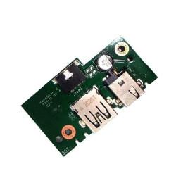 Carte fille Ports Alimentation et USB Asus X401U et X501U