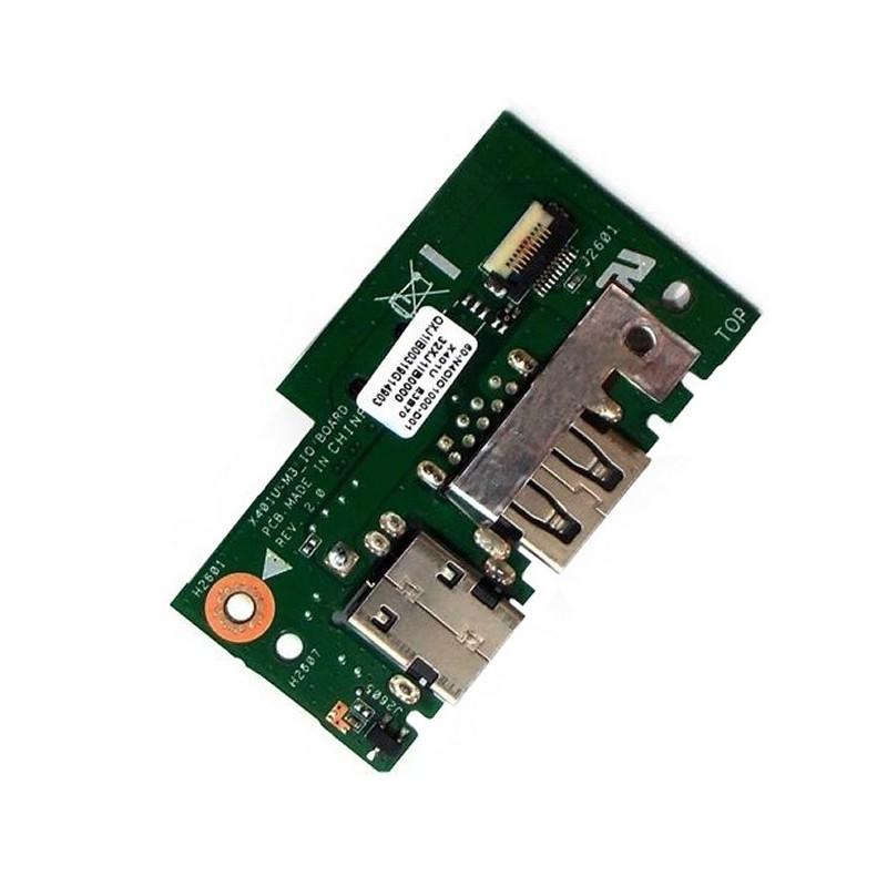 Connecteur d'alimentation Samsung R525