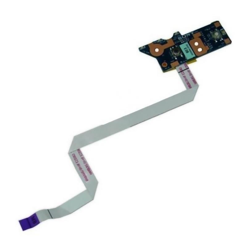 Carte bouton Power Sony VPCEE21FX, VPCEE23FX et VPCEE25FX