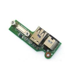 Carte fille Ports Alim / 2 USB  pour Dell Inspiron 1525 et 1526