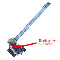 Carte bouton Power Acer Aspire E1-571, E1-531 et E1-521