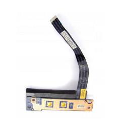 Bouton allumage pour Samsung N148, N150 N145 Noir