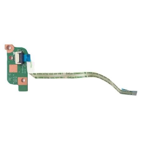 Carte bouton Power HP Probook 450 G3 et 455 G3