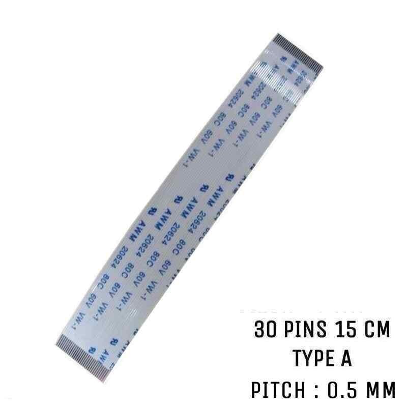 Nappe ZIF 30 pins 15 cm