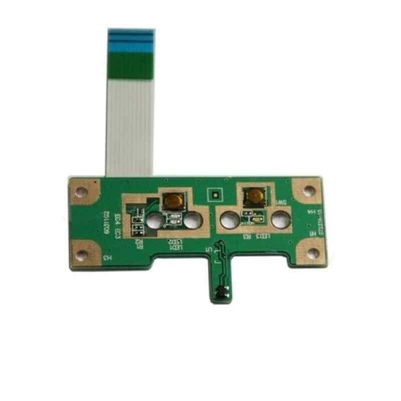 Carte bouton Power HP G70 et Compaq CQ70