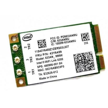 Carte Intel WiFi PCI Express pour Lenovo, IBM